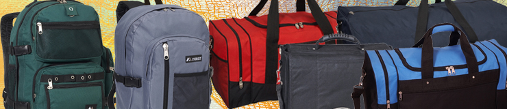 Wholesale Backpacks, Duffle Bags, Briefcases, and Messenger Bags