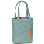 Trendy Large Tote Bag with Laptop Compartment