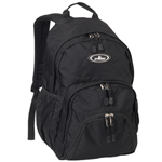 Two Front Zippered Pocket Backpack