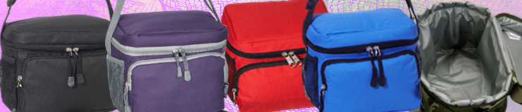 Wholesale Lunch Bags & Sling Bags