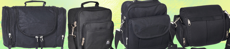 Wholesale Toiletry Bags and Utility Bags
