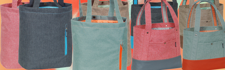 Wholesale Trendy Totes & Shopping Tote Bags