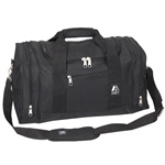 #020/BLACK/CASE - 20-inch Duffel Bag - Case of 20 Duffel Bags