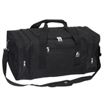 #025/BLACK/CASE - 25-inch Duffel Bag - Case of 20 Duffel Bags