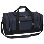 #025/NAVY BLACK/CASE - 25-inch Duffel Bag - Case of 20 Duffel Bags