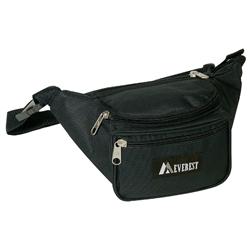 #044KD/BLACK/CASE - Standard Waist Pack - Case of 50 Waist Packs