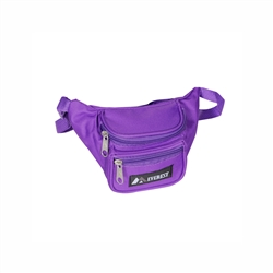 #044KS/DARK PURPLE/CASE - Junior Waist Pack - Case of 100 Waist Packs