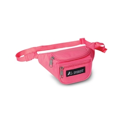 #044KS/HOT PINK/CASE - Junior Waist Pack - Case of 100 Waist Packs