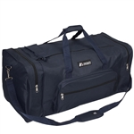 #1005LD/NAVY/CASE - 30-inch Duffel Bag - Case of 20 Duffel Bags