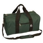 #1008D/GREEN/CASE - 19-inch Duffel Bag - Case of 30 Duffel Bags