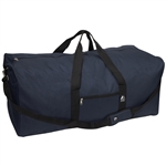 #1008XLD/NAVY/CASE - 36-inch Duffel Bag - Case of 20 Duffel Bags