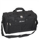 #1015L/BLACK/CASE - 21-inch Travel Gear Duffel Bag - Case of 20 Duffel Bags