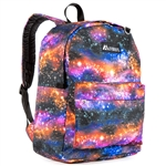 #2045P/GALAXY/CASE - Classic Pattern Backpack - Case of 30 Backpacks