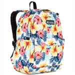 #2045P/TROPICAL/CASE - Classic Pattern Backpack - Case of 30 Backpacks