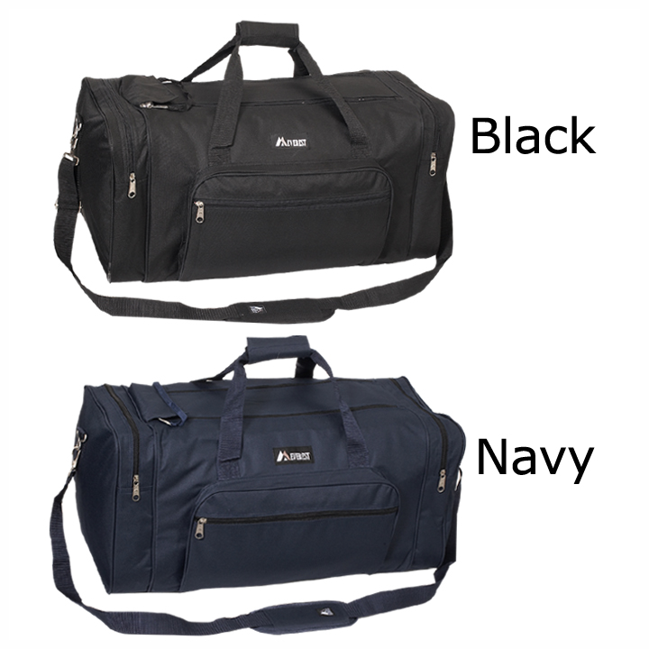 #1005MD - 25-inch Duffel Bag (View 2 Colors)
