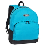 School Backpack w/Organizer