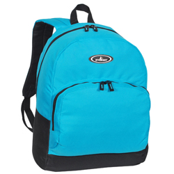 #1045A - Classic Backpack with Front Organizer