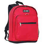 #1045BP - Classic Backpack with Side Mesh Pocket