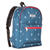 #1045KP-ANCHOR - Basic Pattern Backpack