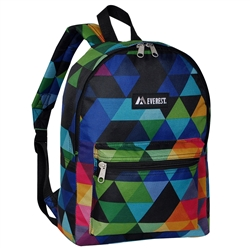 #1045KP-PRISM - Basic Pattern Backpack