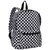 #1045KP-SQUARES - Basic Pattern Backpack