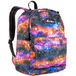 #2045P-GALAXY - Classic Pattern Backpack