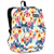 #2045P-TROPICAL - Classic Pattern Backpack