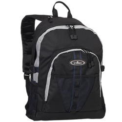 #3045W - Large Storage Backpack with Organizer