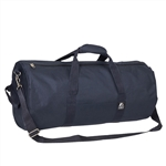#23P/NAVY/CASE - 23-inch Round Duffel Bag - Case of 40 Duffel Bags