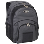 #7045LT - Double Compartment Backpack with Laptop Storage