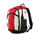 #7045S - Deluxe Small/Junior Backpack with Internal Organizer
