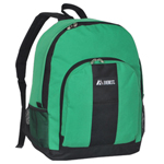 #BP2072 - Backpack with Front & Side Pockets