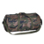 Camouflage Round Duffel Bag
