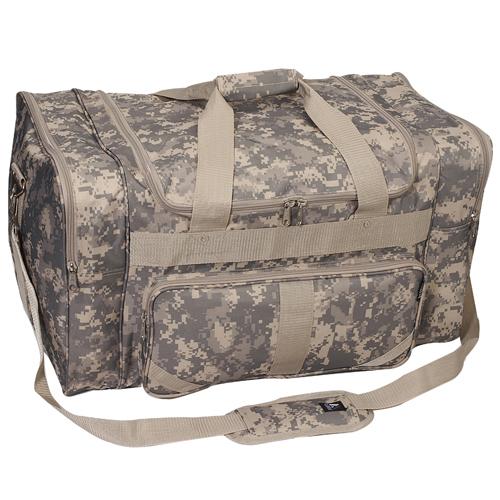 Camouflage Duffle Bag 9ec06eb7ae8f4