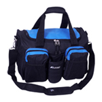 #S223 - 18-inch Gym Bag with Wet Pocket