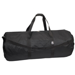 #40P/BLACK/CASE - 40-inch Round Duffel Bag - Case of 20 Duffel Bags