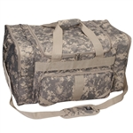 #DC1027/DIGITAL CAMO/CASE - 27-inch Digital Camo Duffel Bag - Case of 10 Duffel Bags
