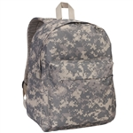 #DC2045CR/DIGITAL CAMO/CASE - Classic Camouflage Backpack - Case of 30 Backpacks