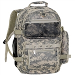 #DC3045R/DIGITAL CAMO/CASE - Oversized Camouflage Backpack - Case of 20 Backpacks
