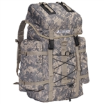 #DC8045D/DIGITAL CAMO/CASE - Camouflage Hiking Backpack - Case of 10 Hiking Backpacks