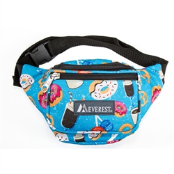 #P044KD/DONUTS/CASE - Standard Pattern Waist Pack - Case of 50 Waist Packs