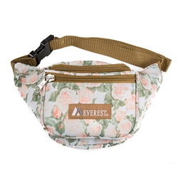 #P044KD/VINTAGE FLORAL/CASE - Standard Pattern Waist Pack - Case of 50 Waist Packs