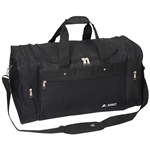 #S219L/BLACK/CASE - 26-inch Deluxe Duffel Bag - Case of 20 Duffel Bags